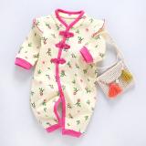 Harga Sayang Gaya Retro Katun Bayi Baru Lahir Cheongsam Sayang Siam Pakaian