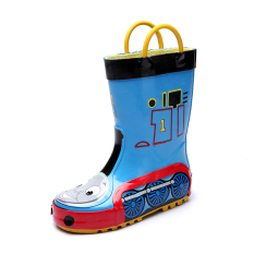 Jual Beli Sayang Karet Kereta Api Kepala Anak Laki Laki Air Sepatu Anak Anak Sepatu Boots Hujan Di Tiongkok