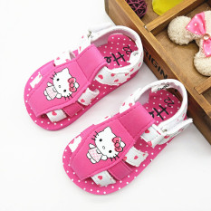 Jual Sayang Kartun Hello Kitty Cinta Ultralight Sepatu Sepatu Anak Anak Kt Grosir