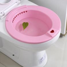 Ibu bebas jongkok bak mandi ibu hamil anak anak-anak mencuci pantat Pot bayi Petpet Lebih tebal bak mandi Toilet Pot ukuran kecil