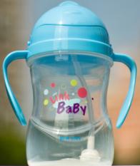 Sayang Usia Dini Anti Bocor Gelas Sedotan Gelas Belajar Minum Children Gelas Gravity Bola