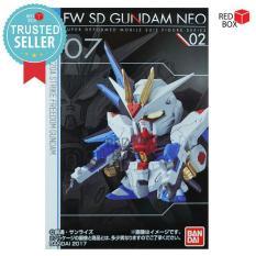 Sd Gundam Neo Strike Freedom Gundam - Sd Gundam Neo 02 No.07 - Bandai - 1N809T