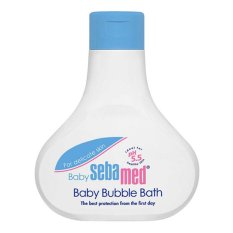 Diskon Sebamed Baby Bubble Bath 200Ml