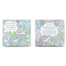 "Secret Garden Mewarnai Penghilang Stres Lukisan Buku Bandung Photo: ""Dewasa Animal Kingdom-Intl"