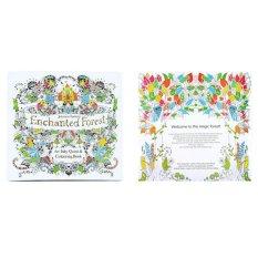 "Secret Garden Mewarnai Penghilang Stres Lukisan Buku Bandung Photo: ""Dewasa Enchanted Forest-Intl"