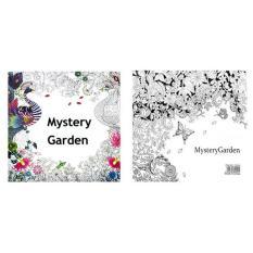 "Secret Garden Mewarnai Penghilang Stres Lukisan Buku Bandung Photo: ""Dewasa Mystery Garden-Intl"