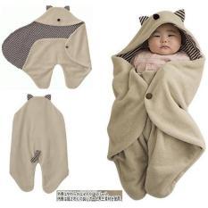 Selimut Bayi / Baby Blanket (Jaket Batita-Mantel Anak-Sweater Balita-kado Ultah Lucu-Little Devil)