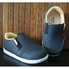 Beli Sepatu Anak Babywang Umur 1T 3T Baby Wang Juno Black Cicil