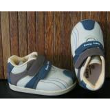 Beli Sepatu Anak Babywang Umur 1T 3T Baby Wang Leo Navy Online Murah