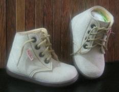 Promo Sepatu Baby Wang Sepatu Anak Sherif Cream Di Banten