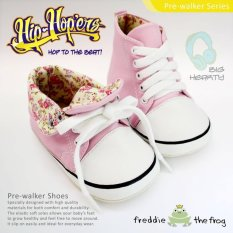 Review Tentang Sepatu Bayi Prewalker Shoes By Freddie The Frog Big Hearty