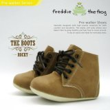Diskon Sepatu Bayi Prewalker Shoes By Freddie The Frog Rocky Boots