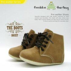 Jual Sepatu Bayi Prewalker Shoes By Freddie The Frog Rocky Boots Di Banten