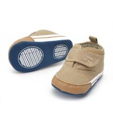 Sepatu Sneaker Lembut Kasual untuk Balita Laki-Laki 0-18bln