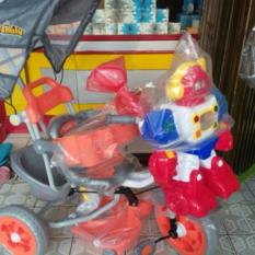 Sepeda Roda 3 Family Robot - J625hl