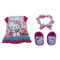 Diskon Hello Kitty Karakter Set Perlengkapan Bayi For New Born Hello Kitty Di Jawa Barat