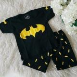 Harga Setelan Baju Bayi Bat Baby Black 6 12 Bulan Terbaru