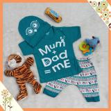 Promo Setelan Baju Bayi Laki Laki 3In1