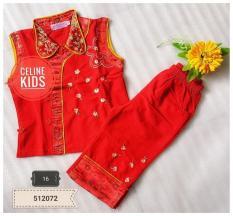 Setelan Baju Imlek Anak Murah Banget  Baju Anak Cheongsam