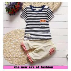 Setelan Kaos Celana Fashion Korea Anak Laki Laki Fspedro Unbranded Diskon 50