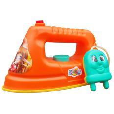 Setrikaan Mainan Edukasi Anak - Multicolor