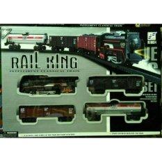 Cuci Gudang Setyatoys Mainan Anak Kereta Rail King Kecil