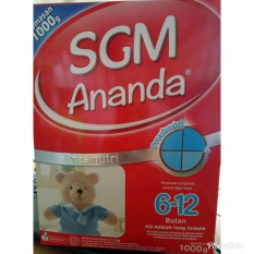 Diskon Sgm Ananda 6 12 Bulan Branded