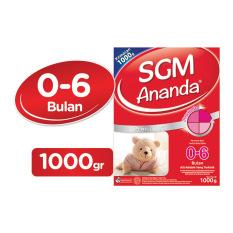 SGM Ananda Complinutri 1 Susu Bayi - 1000gr Box