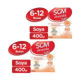 Katalog Sgm Ananda Soya 2 6 12 Bulan 400G Bundle 2 Box Terbaru