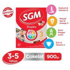 Penawaran Istimewa Sgm Eksplor Complinutri 3 Susu Pertumbuhan Cokelat 900Gr Terbaru