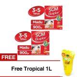 Tips Beli Sgm Eksplor Presinutri 3 Susu Pertumbuhan Madu 900Gr Bundle 2 Box Free Tropical 1L Yang Bagus