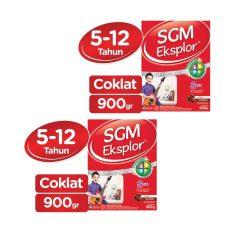 Toko Sgm Eksplor Presinutri 5 Susu Pertumbuhan Cokelat 900Gr Bundle Isi 2 Box Termurah