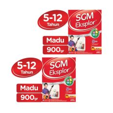 Beli Sgm Eksplor Presinutri 5 Susu Pertumbuhan Madu 900Gr Bundle Isi 2 Box Murah Di Jawa Barat