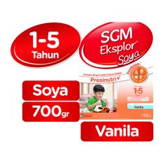 Harga Sgm Eksplor Soya 1 5 Tahun Vanila 700G Sgm