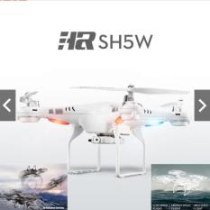 SH-5w 2.4G 4CH 4 Axis Aircraft Helicopter Quadcopter Drone Headless Mode