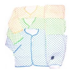 Harga Shankunsen 3 Set Baju Panjang Dan Celana Panjang Newborn Paling Murah