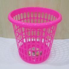 Shinpo - Keranjang Pakaian Sonata SIP 426 M (Pink)