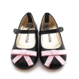 Harga Shoestalk Charlotte Ii Black With Pink Bows Baru Murah