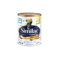 SIMILAC Gain Plus 1-3 Tahun Vanila Tin 850g / 850 g