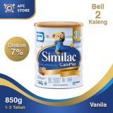 Tips Beli Similac Gainplus Vanila 850Gr 2 Kaleng Yang Bagus
