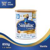 Cuci Gudang Similac Gainplus Vanila 850Gr