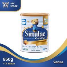 Diskon Similac Gainplus Vanila 850Gr