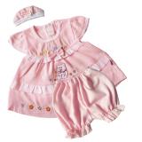 Spek Skabe Baju Anak Bayi Perempuan W Muda 1676 Pink Muda Skabe