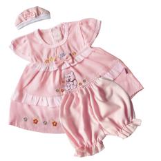 Skabe Baju Anak Bayi Perempuan W Muda 1676 Pink Muda Dki Jakarta Diskon 50
