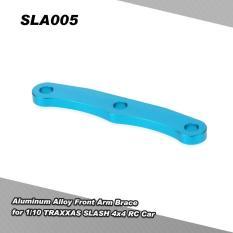 SLA005 Aluminium Alloy Front Penjepit Lengan untuk 1/10 TRAXXAS SLASH 4x4 RC Car