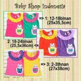 Jual Sleeveless Blouse Bunny Head Multi Murah