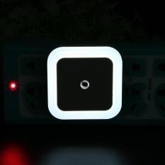 Smart LED Induksi EU Lampu Plug-In Electric Hemat Energi Cahaya Malam Kecil Baru-Internasional