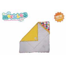 Snobby Baby Blanket Topi Soft Color Marbles TPB 1531