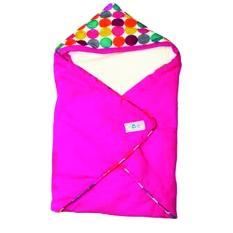 Snobby Baby Blanket Topi Soft Color Marbles TPB 1531 - Pink