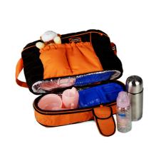 Snobby Tas Bayi Besar Elips + Dbl Box Boneka Marvel Colour - Orange